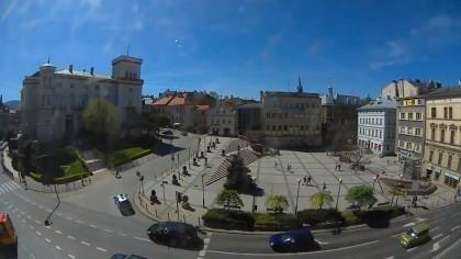 Bielsko-Biała, plac Bolesława Chrobrego