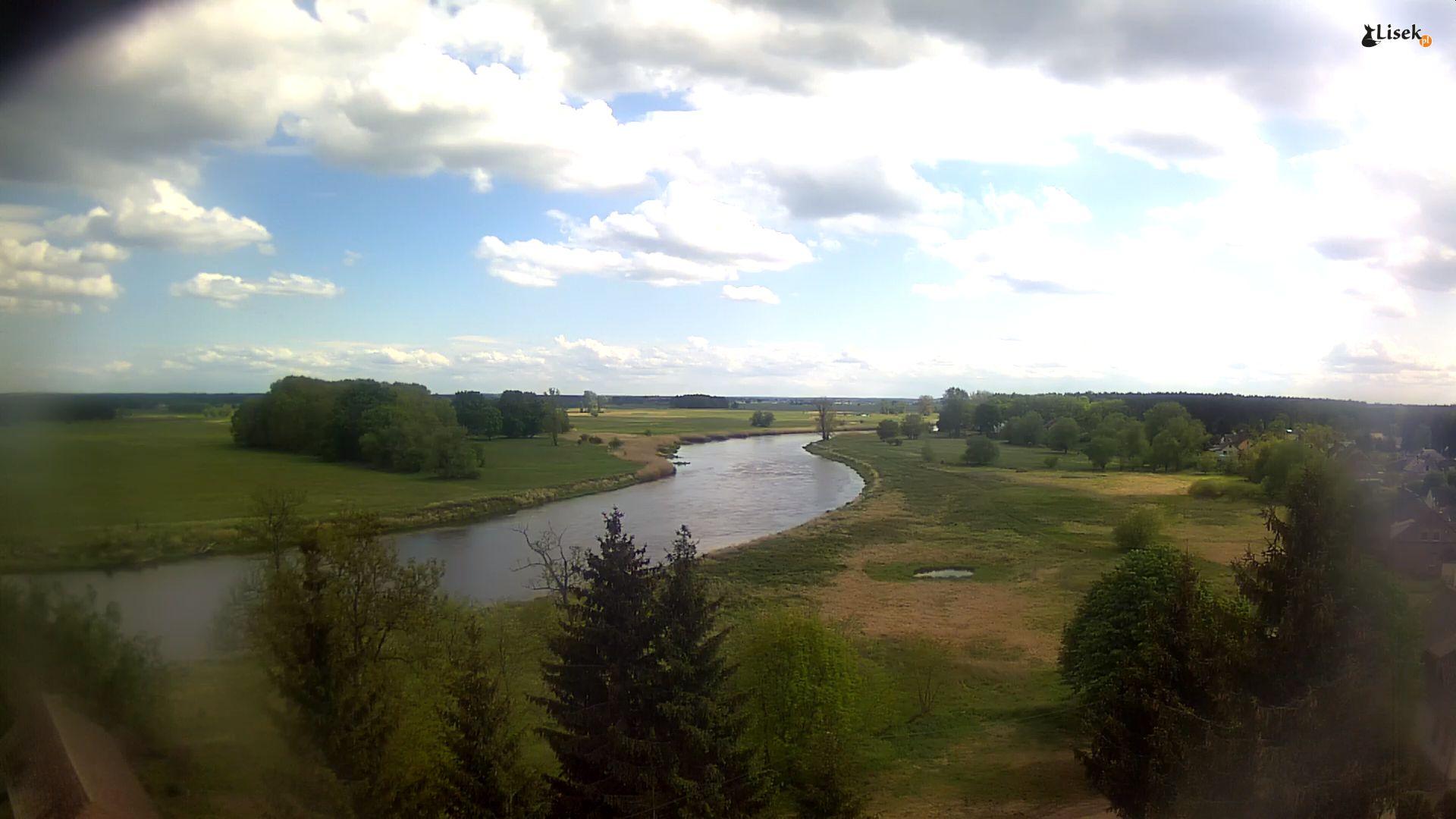 Borek, rzeka Warta