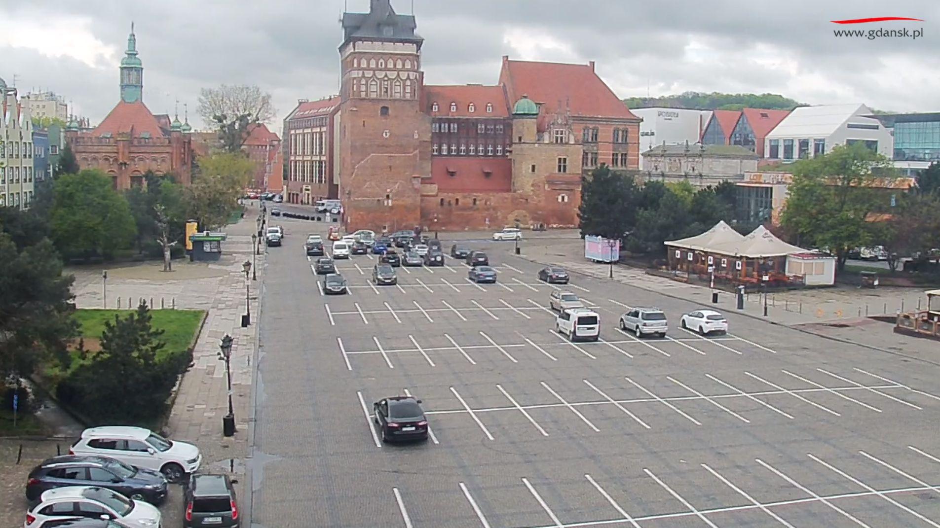 Gdańsk, Targ Węglowy