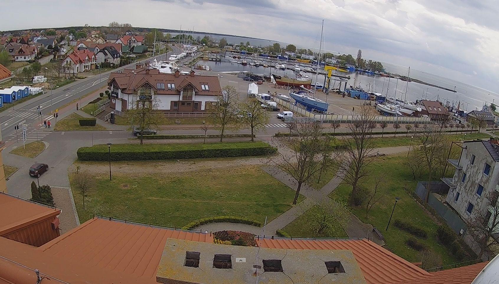 Jastarnia, port