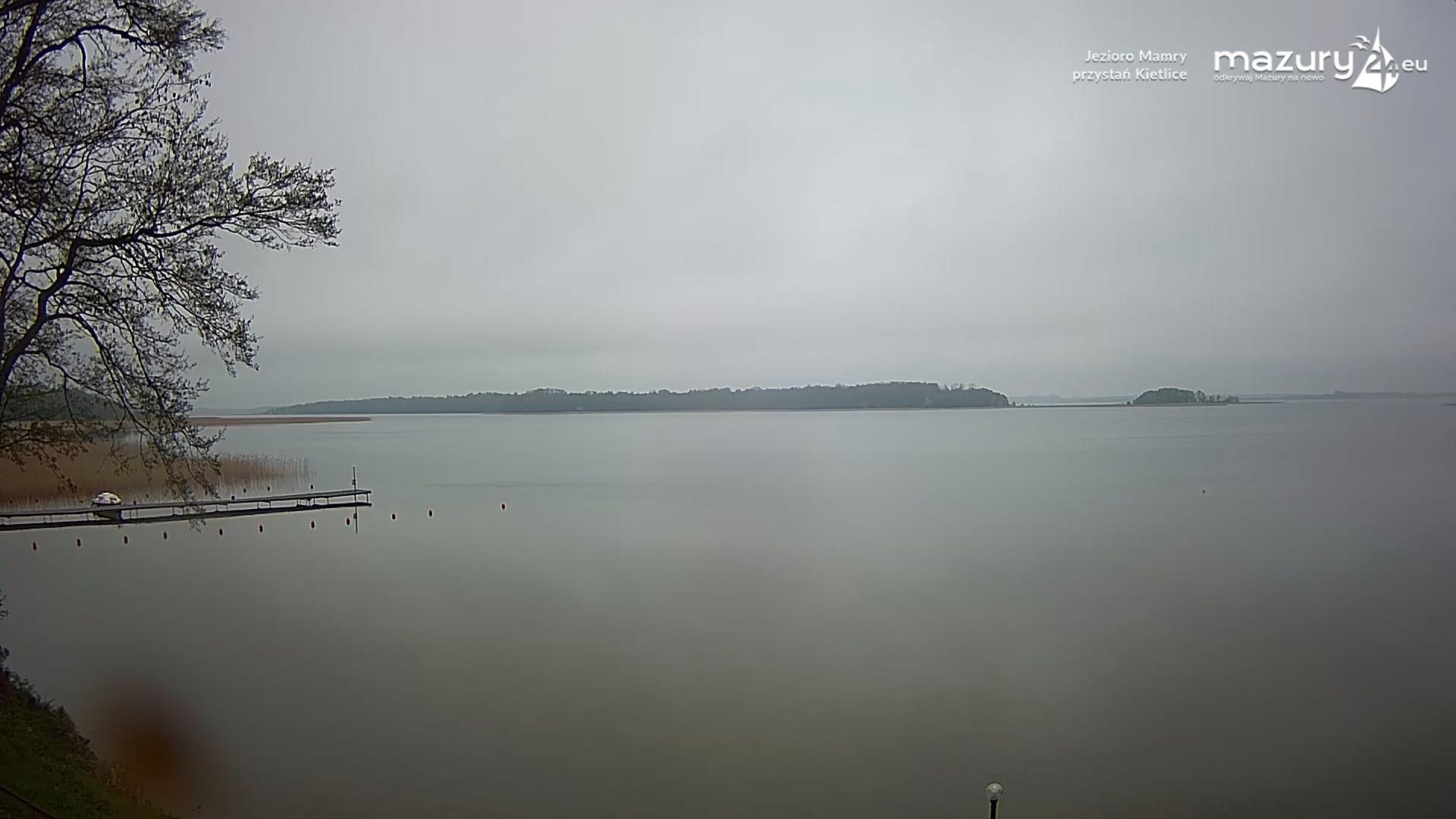 Jezioro Mamry, Kietlice
