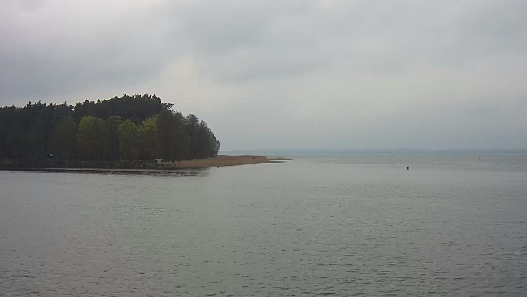 Jezioro Niegocin, marina Lester Club