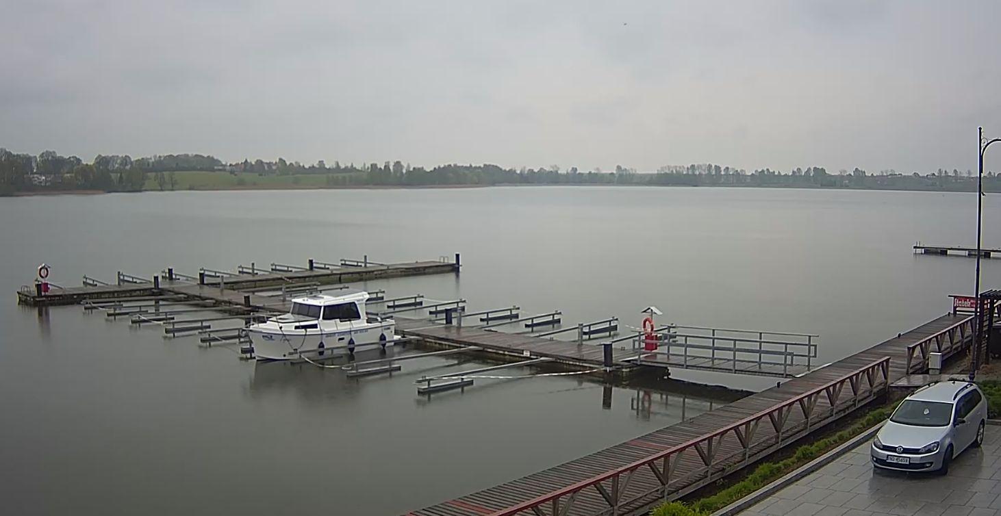 Jezioro Ryńskie, Ekomarina Ryn