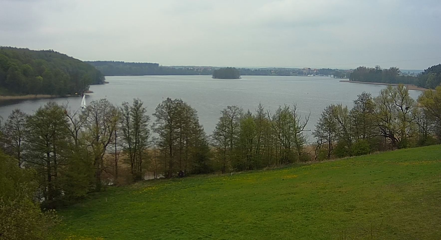 Jezioro Tałty, Kalinowe Wzgórze