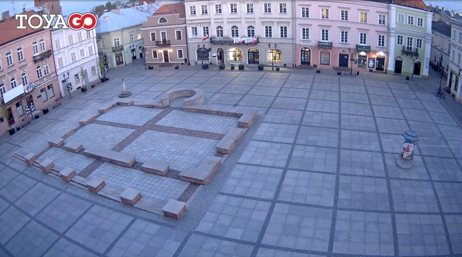 Piotrków Trybunalski, Rynek