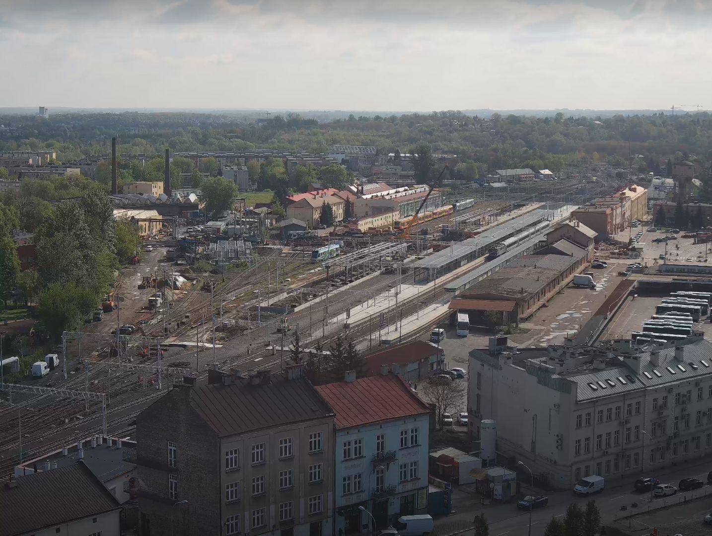 Rzeszów, Dworzec Główny