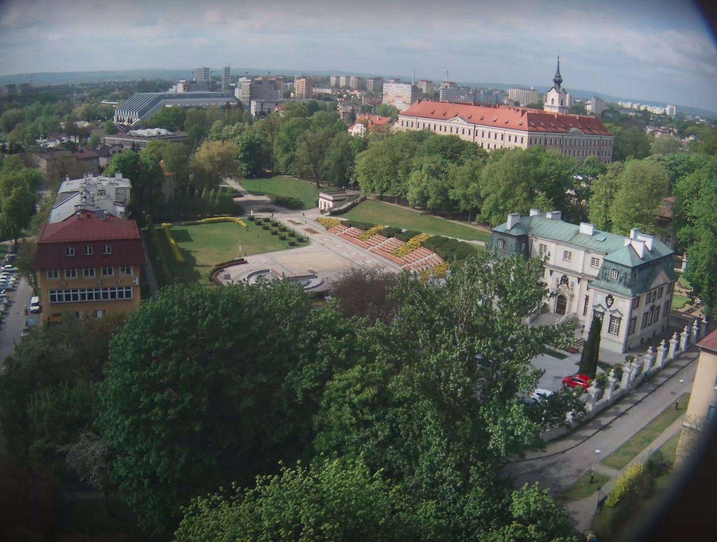 Rzeszów, Rzeszowska Fontanna Multimedialna