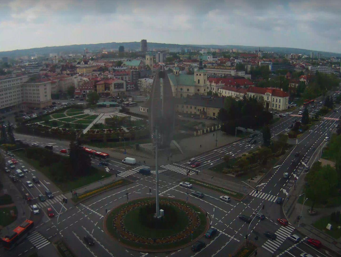 Rzeszów, Pomnik Czynu Rewolucyjnego