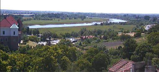 Sandomierz, panorama miasta