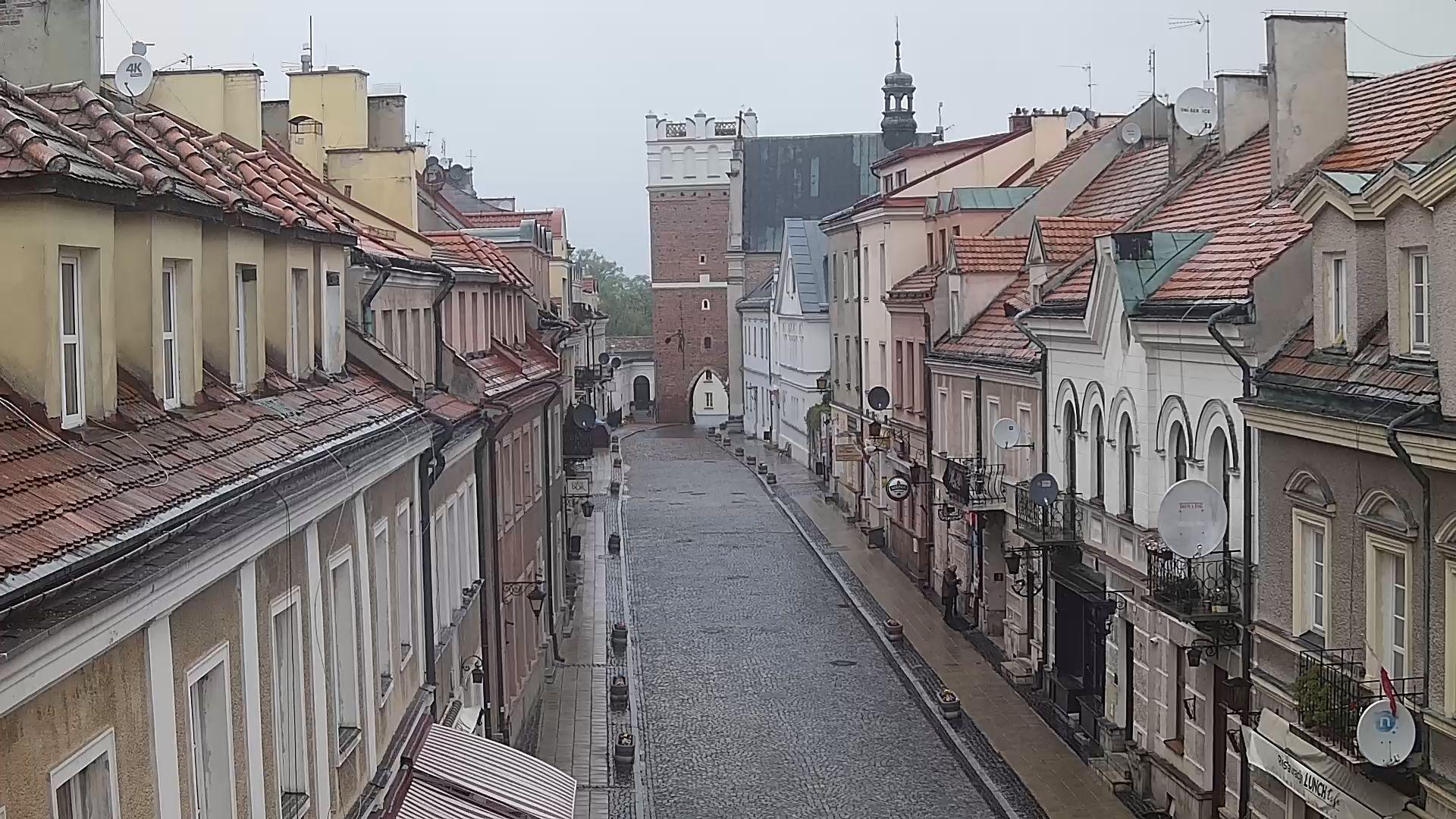 Sandomierz, ul. Opatowska