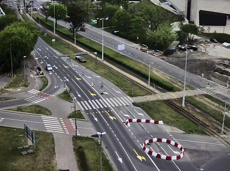 Toruń, Czerwona Droga